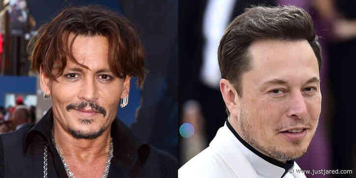 Johnny Depp Subpoenas Elon Musk for Defamation Lawsuit Against Amber Heard