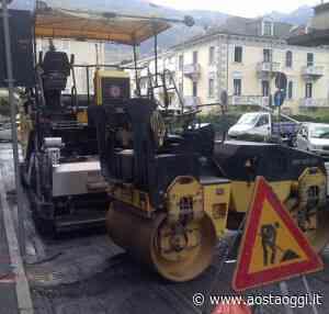 Gressan, l'asfalto fonoassorbente fa flop. In primavera i lavori di ripristino sulla sr 20 - Aosta Oggi