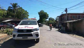 Exconcejal del FMLN en Chirilagua fue acuchillado Vecinos dijeron que se dedicaba a administrar una tienda y una funeraria en la localidad, y era muy querido por todos. - Diario El Mundo