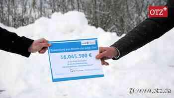 16 Millionen Euro vom Land für künftiges Gewerbegebiet Hermsdorf - Ostthüringer Zeitung