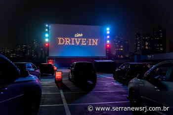 Cinema drive-in será atração no Parque Municipal de Bom Jardim - Serra News