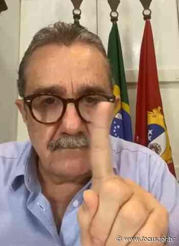 """Prefeito de Aracati sobre o Carnaval: """"Não vai ter festa. De jeito nenhum"""" - Focus.Jor"""