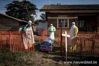 """Tweede overlijden in Congo door """"heropleving"""" van ebola-epidemie - Het Nieuwsblad"""