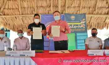 Unimag consolida convenio con el municipio de Chibolo - Opinion Caribe