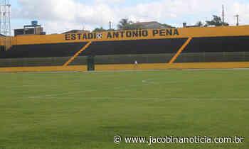 Governo estadual recupera Estádio Municipal de Catu - Jacobina Notícias