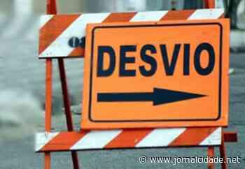 Obras em Charqueada alteram o trânsito - Grupo JC de Comunicação