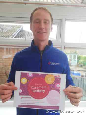 Rosemere Cancer Foundation relaunching lotto appeal to raise funds - Blog Preston