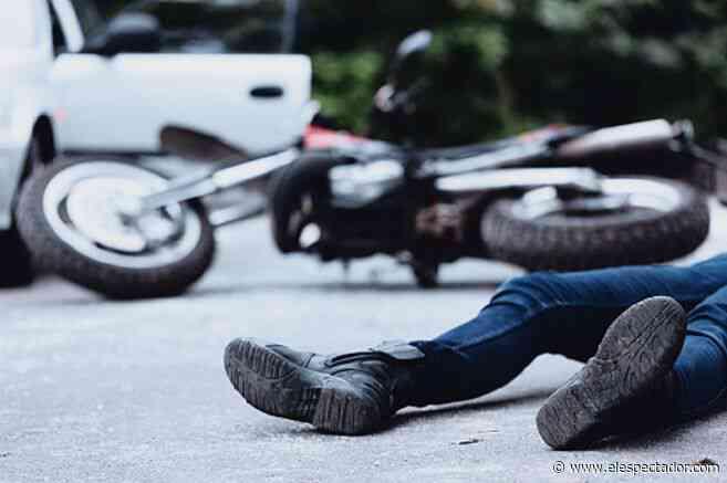 Trágico accidente de tránsito dejó dos muertos en Sibaté, Cundinamarca - El Espectador