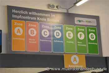 Impfzentrum Velen: Zusätzliche Termine für die Altersgruppe 80+ im Angebot - Münsterland Zeitung