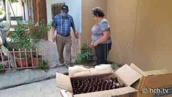 Col.El Zarzal en el Paraíso: Abandonan medicamento del estado de Honduras en perfectas condiciones - hch.tv