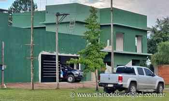 La Policía Federal realiza allanamientos en un drugstore de Concordia, en Puerto Yeruá y otros domicilios - Diario del Sur Digital