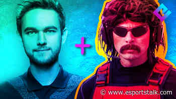 Are DJ Zedd And Dr Disrespect Going to Stream Together? - EsportsTalk