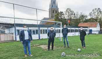 """Eric Deleurere (Sparta Wortegem): """"Komst van nieuwe terreine... (Wortegem-Petegem) - Het Nieuwsblad"""