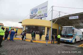 Mancomunidad de Tránsito habilita oficina en Píllaro - La Hora (Ecuador)