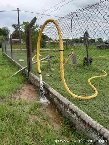 Sameep realizó perforaciones en Selva Río de Oro para garantizar el servicio de agua potable | CHACO DÍA POR DÍA - Chaco Dia Por Dia