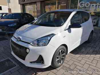 Vendo Hyundai i10 1.0 MPI Econext Tech nuova a Cirie', Torino (codice 8496032) - Automoto.it