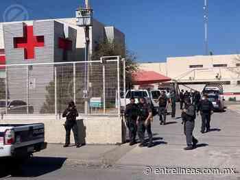 Balean a hombre en colonia Colinas del Sol; policías blindan hospital - entrelineas