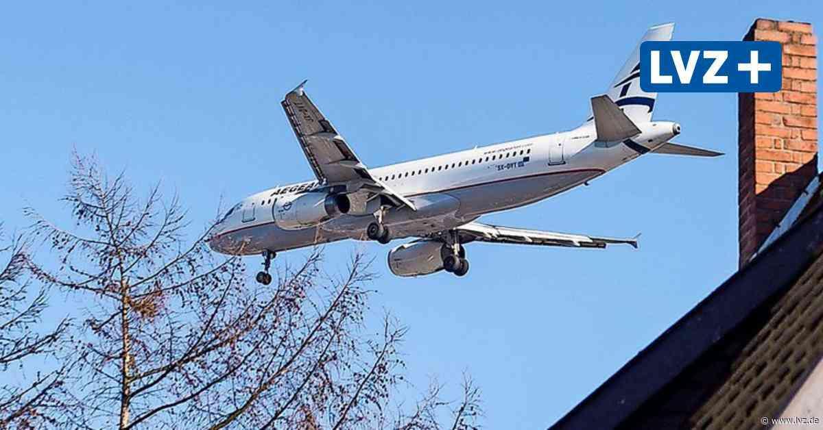 Eilenburg weht sich gegen Flughafenausbau - Leipziger Volkszeitung