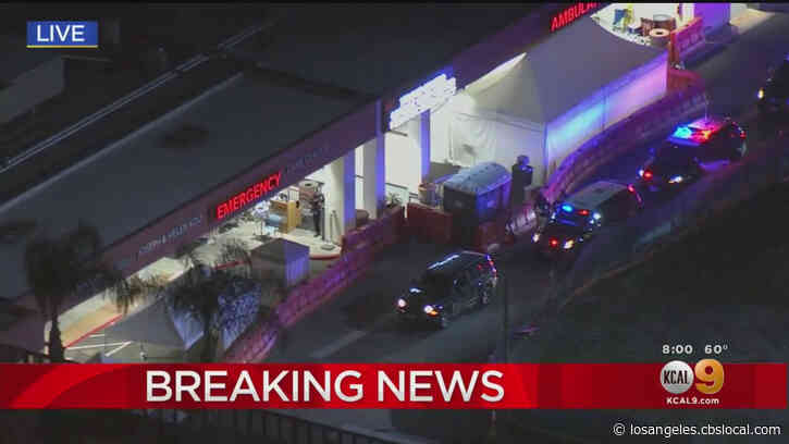 Pursuit Starting In San Marino Leads To Standoff In Montebello