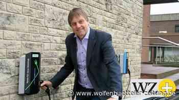 Die Gemeinde Cremlingen baut die Elektromobilität aus - Wolfenbütteler Zeitung