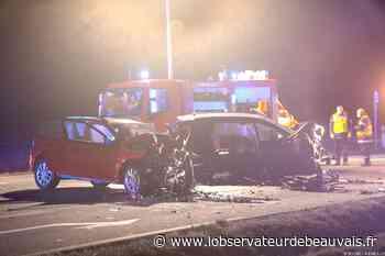 Bornel : un mort et trois blessés graves sur la RD 1001 - L'observateur de Beauvais