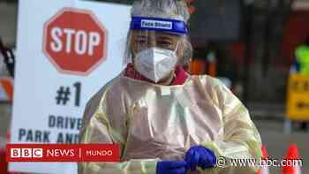 Coronavirus en Estados Unidos: 3 factores que explican la mejora de la pandemia en el país con más casos y muertes del mundo - BBC News Mundo