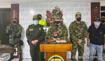 Gaula Militar liberó trabajadores secuestrados en Iquira, Huila - Caracol Radio