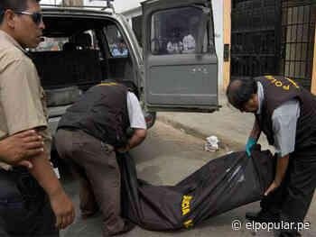 Delincuentes asesina a Policía que frustró robo en Paramonga - El Popular