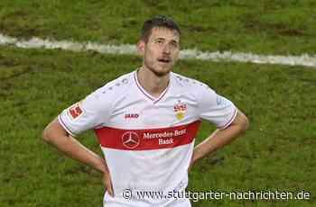 Aufstellung des VfB Stuttgart gegen Mainz 05 - Sorge um Waldemar Anton - Stuttgarter Nachrichten