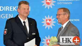 """Neuer Polizeichef Osterode ist """"richtiger Mann am richtigen Ort"""" - HarzKurier"""