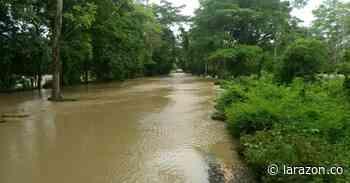 Habitantes de Chimá incomunicados por desbordamiento de arroyo Mapurincé - LA RAZÓN.CO