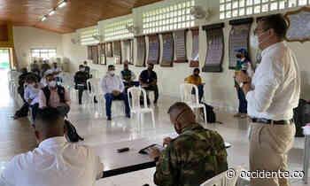 Refuerzan seguridad en Ginebra y Guacarí - Diario Occidente