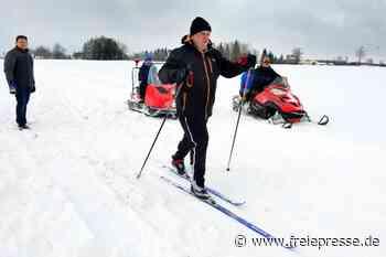 Hainichen wird Wintersportort - Freie Presse