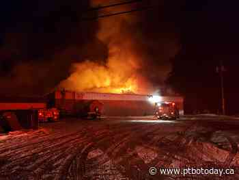 Community Care stepping up to help Apsley community after Sayer's fire - PTBO Today