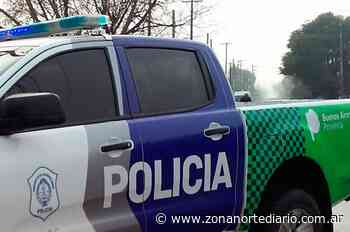 Detienen a dos hombres mientras vendían drogas en Villa Ballester y les incautan armas de fuego - Zona Norte Diario Online