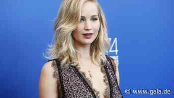 Jennifer Lawrence: Sie kann nach Set-Unfall wieder drehen - Gala.de