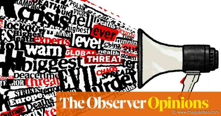We need to develop a vaccine against media scare tactics | David Mitchell