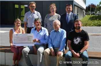 Zuwendungen von 5.000 Euro gehen in die Apfelstadt - Blick aktuell