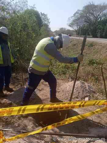 Construcción de nueva línea El Copey – Bosconia se encuentra en un 80% de ejecución - El Informador - Santa Marta