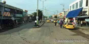 Bosconia sigue padeciendo por la falta de agua en el municipio - Diario La Libertad