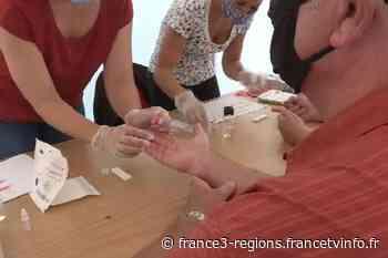 Municipales 2020 : la ville de Crosne teste les assesseurs - France 3 Régions