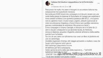 Portichetto di Luisago, allontanato dalla stazione ferroviaria perché nero: la denuncia della... - Blitz quotidiano