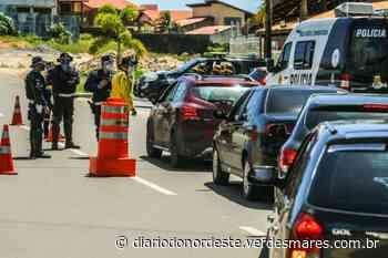 Prefeitura de Aquiraz restringe acesso em entradas do município e proíbe eventos e aglomerações - Diário do Nordeste