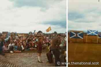 Scottish independence: Campaigner shares memories of 1970s Bannockburn march - The National