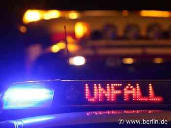 Sechs Verletzte bei Unfall am Dreieck Nuthetal - Berlin.de