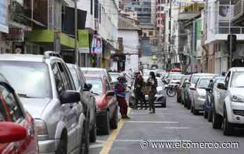 Restricción de circulación en Ambato en Carnaval; viajeros pueden usar ejes viales de paso para evitar sanciones - El Comercio (Ecuador)