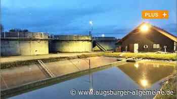 Umbau der Kläranlage in Kettershausen ist beendet: Das ist neu - Augsburger Allgemeine