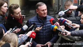 Former Party of Regions leader Yefremov leaves prison - Ukrinform. Ukraine and world news