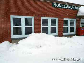 Renos complete at the Monkland & District Community Centre - The Kingston Whig-Standard