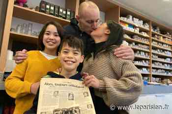 Saint-Valentin : ce couple de commerçants de Viroflay s'est marié grâce au Parisien ! - Le Parisien